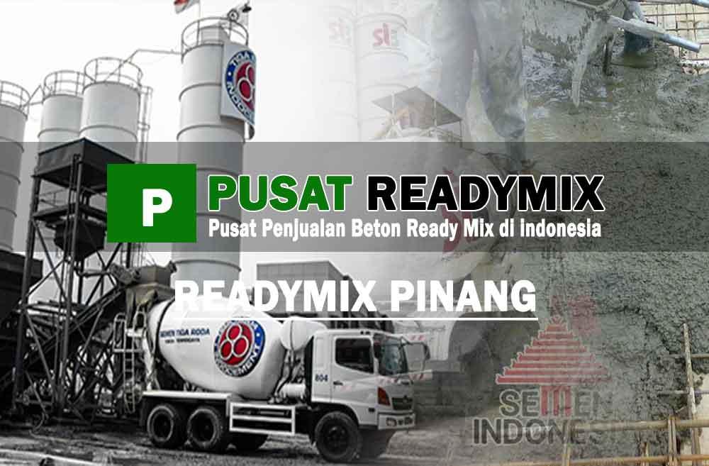 harga beton ready mix Pinang