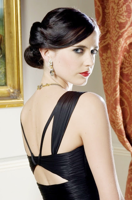 Eva Green. So sexy.