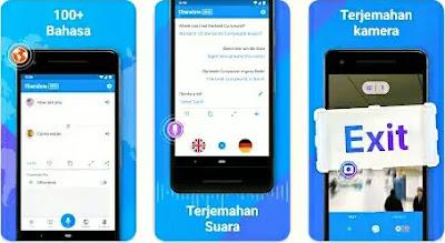 Aplikasi Terjemah - ITranslate