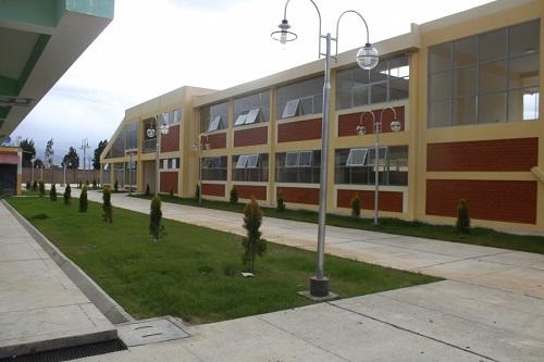 Escuela FE Y ALEGRIA 66 BUEN SOCORRO - Azapampa