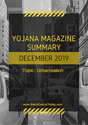 Yojana Magazine Summary: December 2019