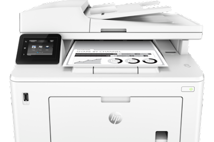 HP LaserJet Pro M227fdw Drivers Download