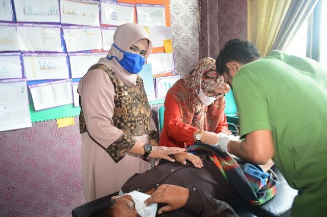 "Aksi Sosial PLN dan IDI Kabupaten Pidie Gelar ""Koh Lolo"" masal di Sakti"