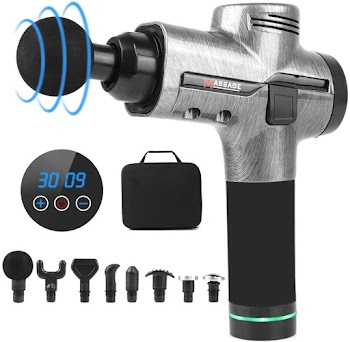 Gift for Father's Day - Massage Gun for Deep Tissue  30% OFF