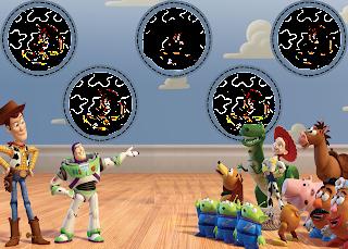 Plantillas para fotograf as y m s plantilla para caritas for Toy story 5 portada