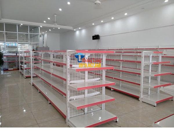 Thăng Long thiết kế kệ siêu thị miễn phí