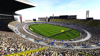 PES 2020 Stadium Estadio Gran Canaria