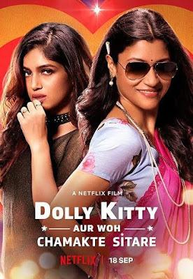Dolly Kitty Aur Woh Chamakte Sitare 2020 Hindi 480p WEB HDRip 350Mb x264