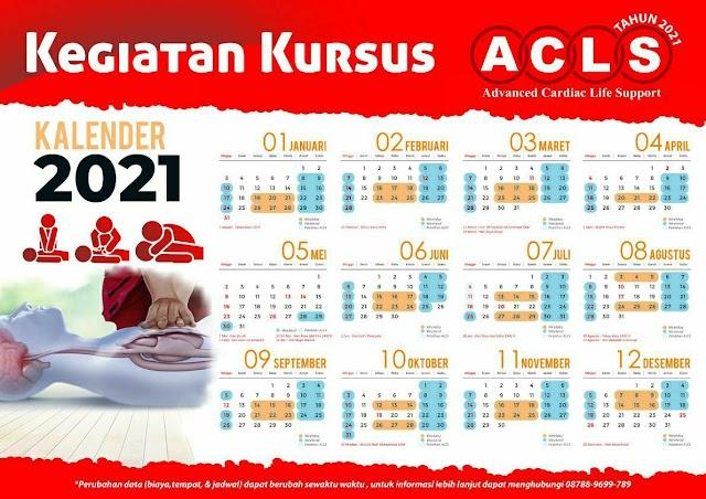 Jadwal ACLS 2021 PERKI HOUSE JAKARTA