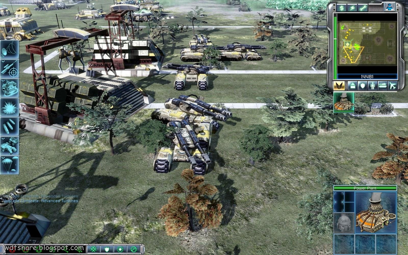 Command & Conquer 3 Tiberium Wars Free Download