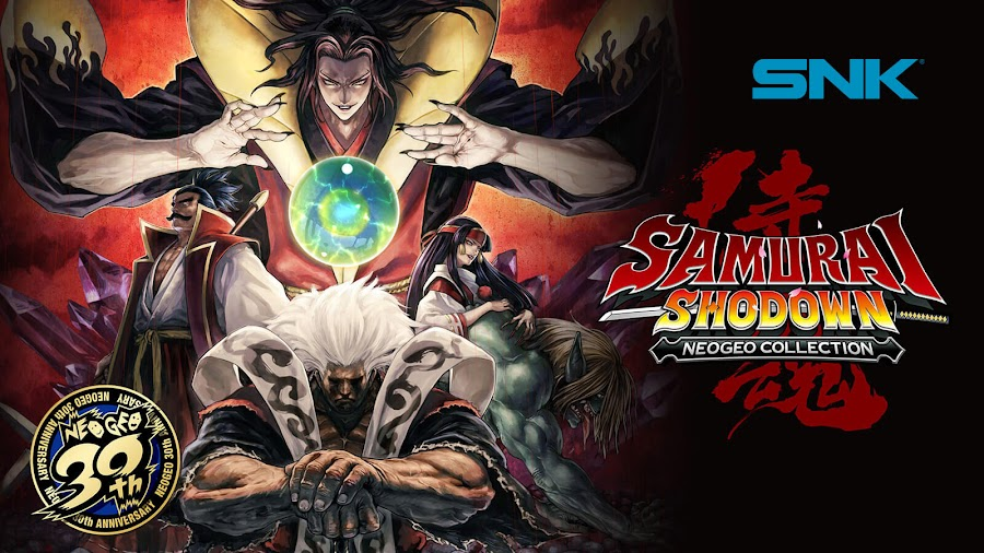 samurai shodown neo geo collection release date pc egs steam nintendo switch ps4 sword-based fighting game snk digital eclipse