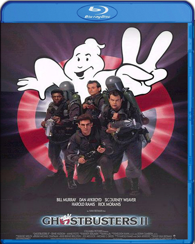 Ghostbusters 2 [1989] [BD25] [Latino]