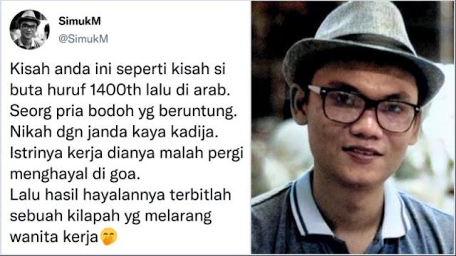 Wanted! Setelah M Kece, Pria Ini Jadi Buronan Netizen Gegara Hina Nabi Muhammad