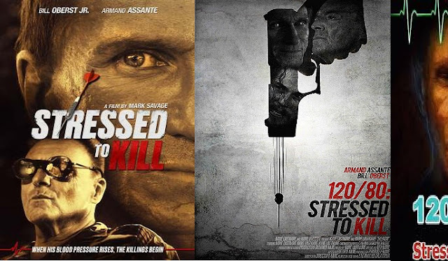 Stressed to Kill 2016 Movie HDRip Download
