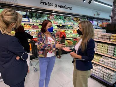 Familias desesperadas por no recibir tarjetas de alimentos, Las Palmas de Gran Canaria
