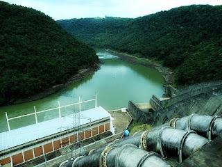 Usina Hidrelétrica Itaúba, Pinhal Grande (RS)
