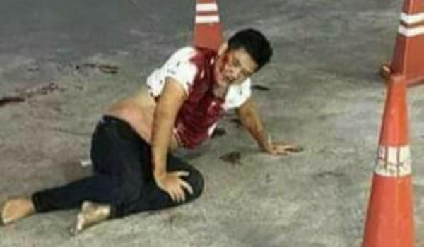 [Video] Kejadian langgar dan bunuh di Taman Pelangi ada kaitan kongsi gelap - TPM Ahmad Zahid