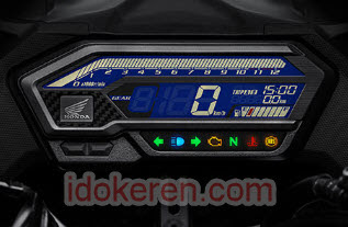 Panel spedometer cbr 150 R