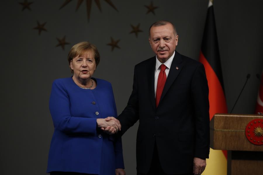 Οι στενές γερμανοτουρκικές σχέσεις