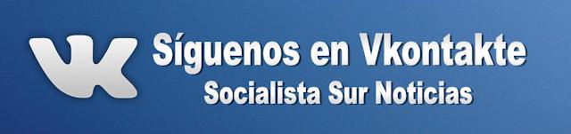 BÚSCANOS EN LA RED SOCIAL VK