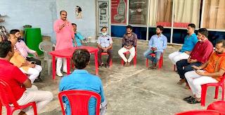 #JaunpurLive : डा. श्यामा प्रसाद मुखर्जी की पुण्यतिथि पर संगोष्ठी आयोजित