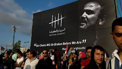 Presos palestinos encerram greve de fome
