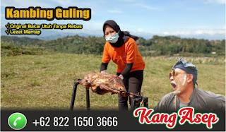 Guling Kambing Kang Asep di Garut, guling kambing di garut, guling kambing garut, guling kambing,