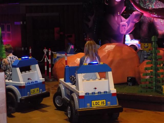 Legoland Discovery Centre, Lego, Lego City Forest Pursuit, Cars