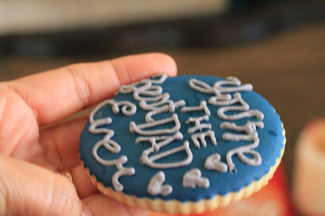 Easy decorated cookies for Father's Day 2021