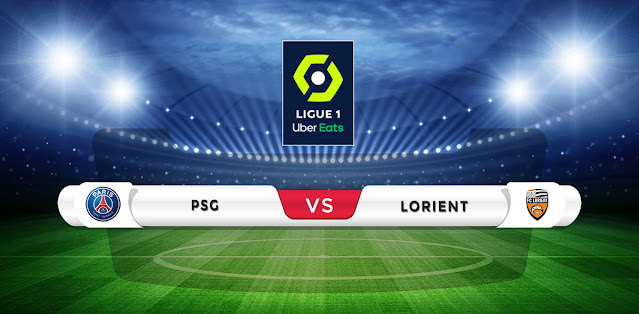 PSG vs Lorient Prediction & Match Preview