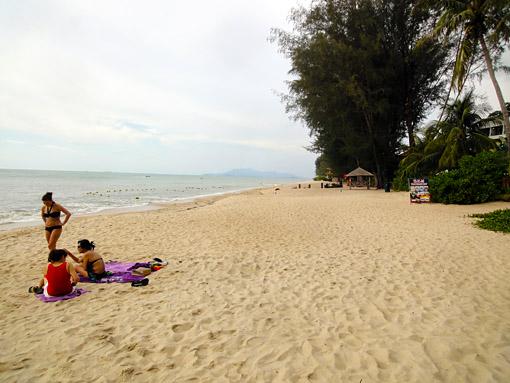 Batu Ferringhi Beach Fun