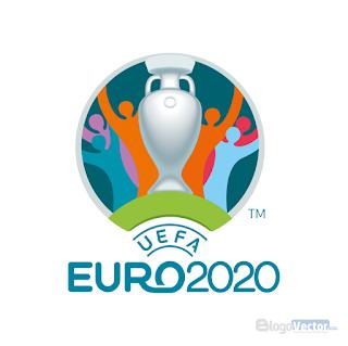 UEFA Euro 2020 Logo vector (.cdr)