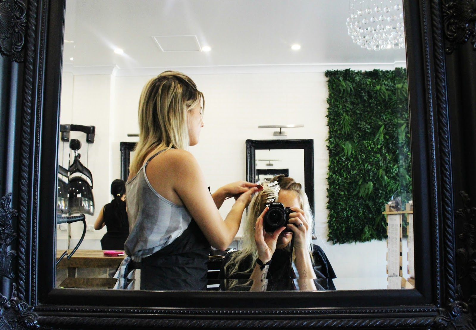hair salon in bondi