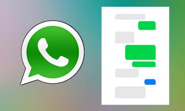 الرد على رسائل الواتساب بدون الظهورonline