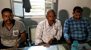 10 हजार रूपये मांग रहे वन विभाग के बाबू को लोकायुक्त पुलिस ने रंगे हाथों पकड़ा