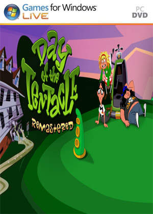 Day of the Tentacle Remastered PC Full Español