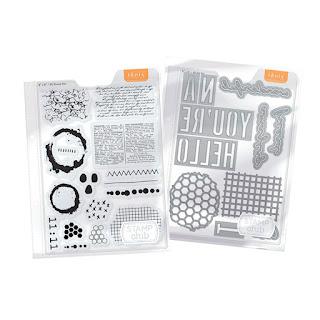 Patterns & Prints - Stamp & Die Bundle