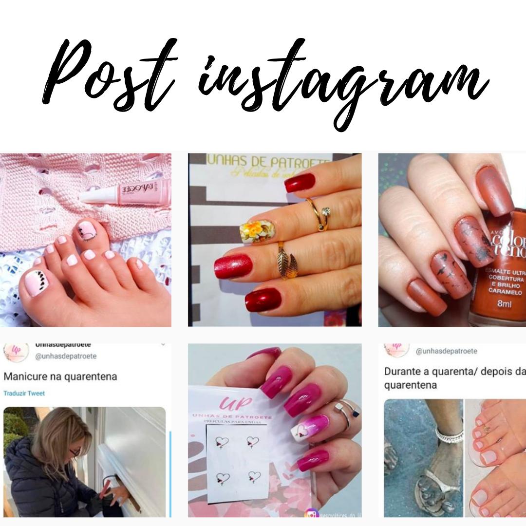 instagram peliculas de unhas
