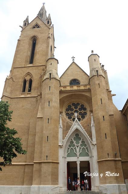 Iglesia de san Juan de Malta, Aix en Provence