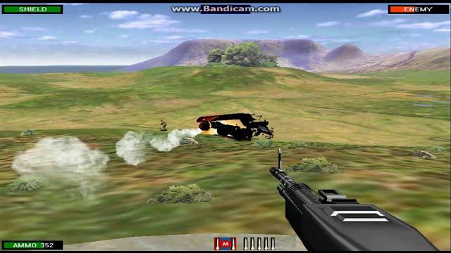 تحميل لعبة شاطئ الحرب Beach Head 2002