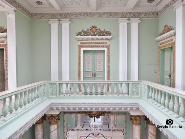 Palacete Violeta (vista andar superior 2)
