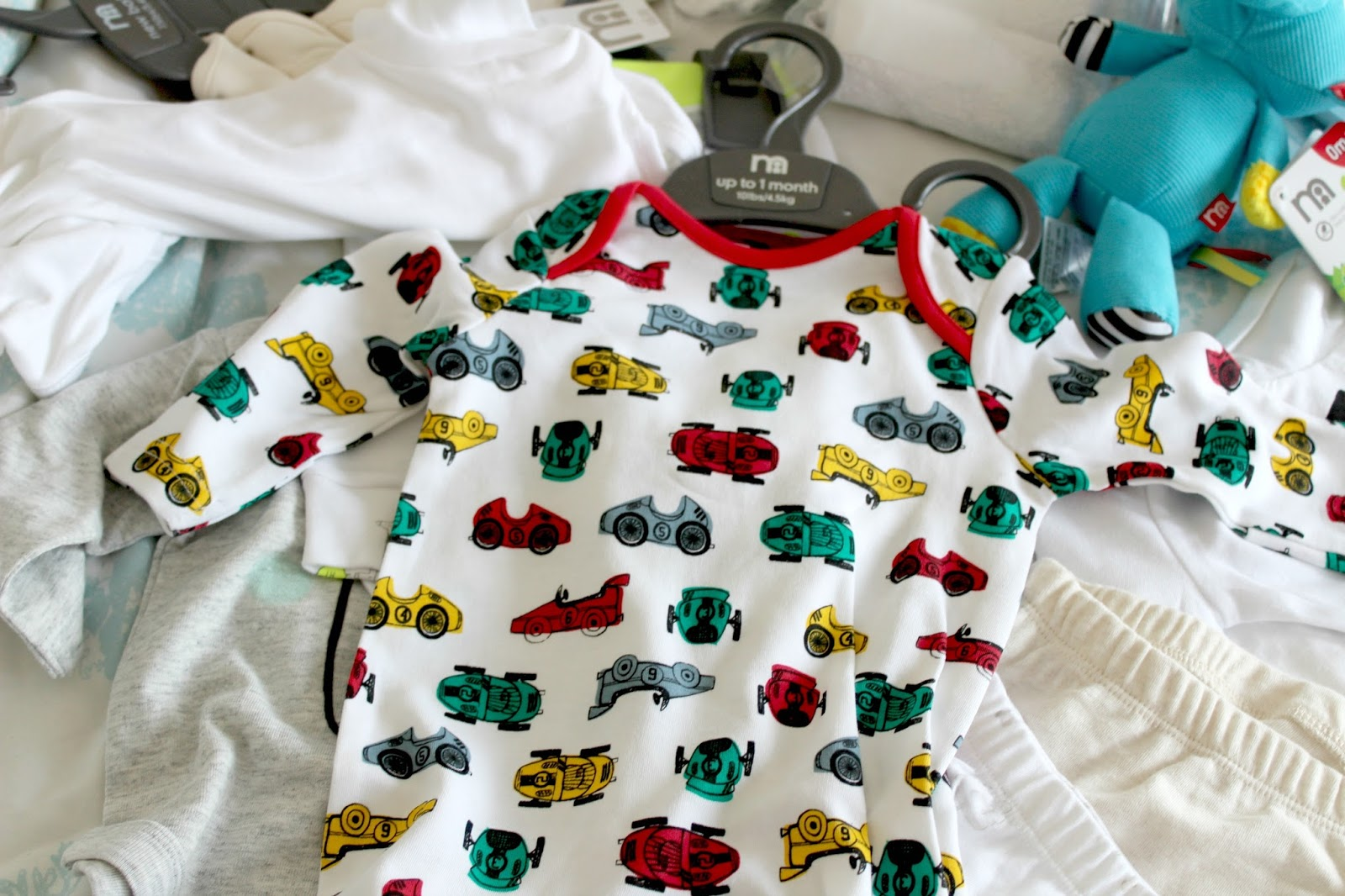 a4919b5dc Mothercare Baby Clothes Haul