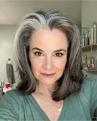 layered bob haircuts for women over 50