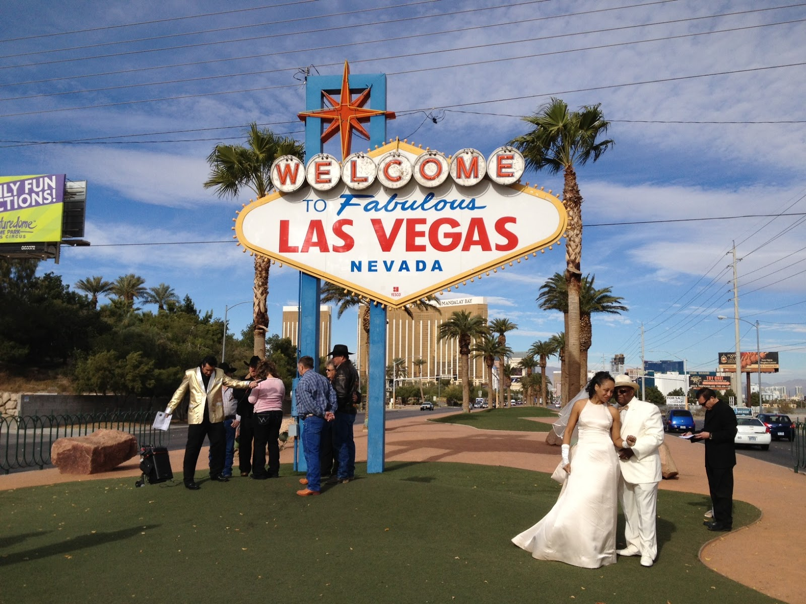 Drive In Hochzeit Las Vegas Fabulous Daily Photo Of Las Vegas Welcome To Fabulous Las