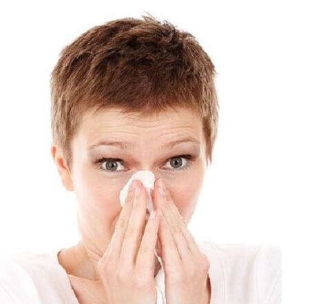 التهابات الجيوب الأنفية والربو