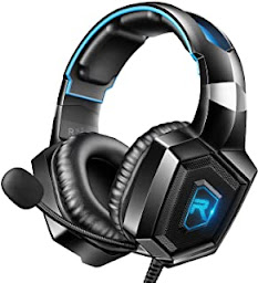 The RUNMUS Stereo Gaming Headsets Review