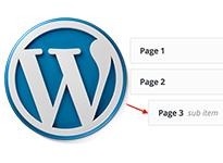 Create and Manage Wordpress Website Menu