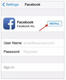 Download Facebook For iOS