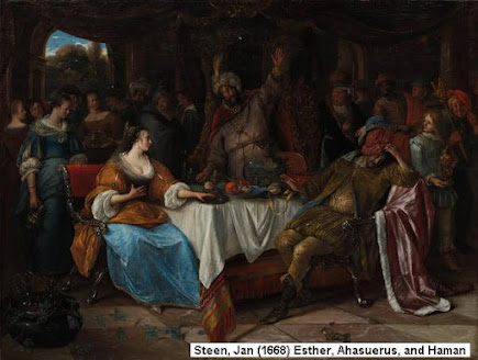 Esther, Ahasuerus, and Haman