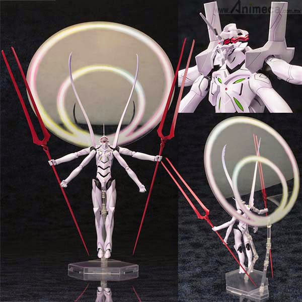 EVA 13 Eva Pseudo-Evolution 3+ Phase (Estimated) Rebuild of Evangelion MODEL KIT 1/400